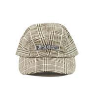 Blaq Flavor / Classic Checked Cap - Beiju