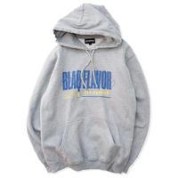 Blaq Flavor / Hooded Oki Spirits Sweat -  Gray