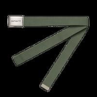 Carhartt WIP / Clip Belt Chrome - Doller Green