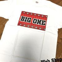 BIG ONE ロゴTシャツ(白)