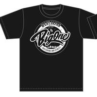 ノーマル綿Tシャツ黒