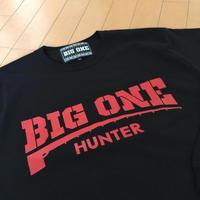 HUNTERロングTシャツ(黒)