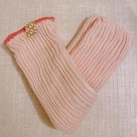 bikanri leg warmer 〜桜pink〜