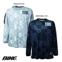 【21FW】グラフィックロングシャツBK5967【BK】