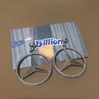 BO19 silver pierce