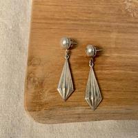 USED simple  pierce (diamond shaped)