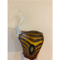 Glass art DINOSAUR