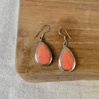 USED happy color pierce (coral  pink)