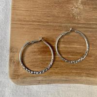 USED simple  pierce (silver color)