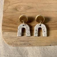 RARA studio gold,white pierce