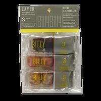 LAYER レイヤーガゼットタイプ・ブレッド&チョコレート