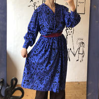 lady's patterned one-piece