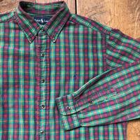 Men's RALPH LAUREN check shirts(Men's L)