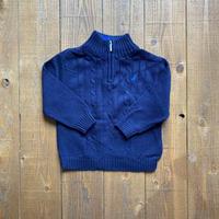 kids NAUTICA cotton knit(12M/80cm)