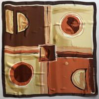 lady's art style scarf