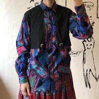 lady's layered style shirt