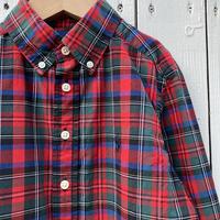 kids Ralph Lauren L/S shirt(8T/140cm)