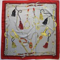 lady's saber pattern  scarf