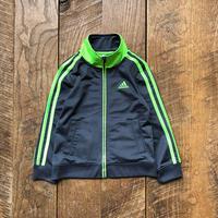 kids adidas track jacket(3T/95cm)