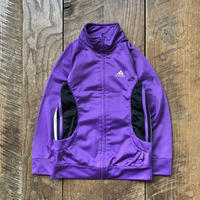 kids adidas track jacket(6X/120〜130cm)