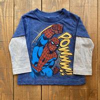 kids Spider-Man L/S tee(12M/80cm)