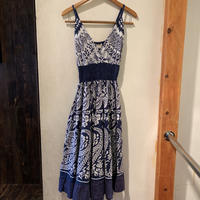 lady's cotton camisole dress