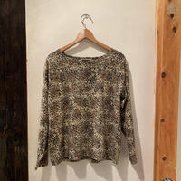 lady's leopard tops