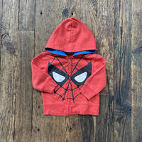 kids Spider-Man zip up parka(12M/80cm)