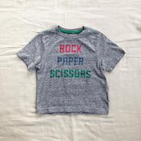 """kids """"ROCK PAPER SCISSORS""""tee(80〜85cm)"""