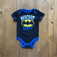 kids S/S rompers BATMAN(60cm)