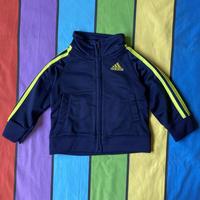 kids adidas  track jacket (4T/110cm)