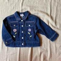 kids denim jacket(3T/95cm)