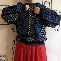lady's 3D sweater