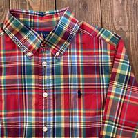 kids  Ralph Lauren L/S shirt(10T/150cm)