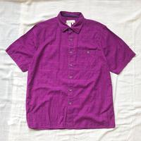Men's geometric S/S  shirts