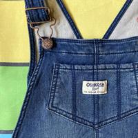 kids overalls (6T/120cm)