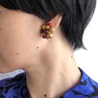 "lady's ""tubutubu"" earring"