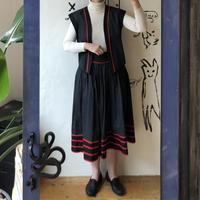 lady's vest&skirt set up