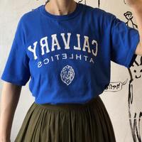 """lady's """"CALVARY ATHLETICS"""" tee shirt"""