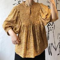 lady's lantern sleeve tunic tops
