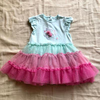 kids tulle rompers