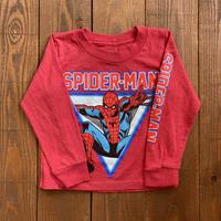 kids Spider-Man L/S tee(3T/100cm)