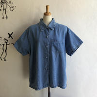 lady's china button design blouse