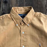 Men's RALPH LAUREN L/S overdye shirts
