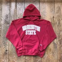 "Men's Champion hoodie sweat parka""WASHINGTON STATE""(Men's L)"
