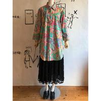 "lady's ""Ralph Lauren"" paisley pattern one-piece"