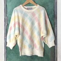 lady's pastel color tops