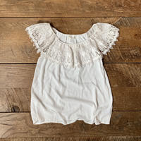 lady's n/s lace top
