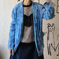 lady's floral pattern spring jacket