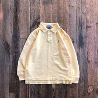 kids RALPH LAUREN L/S polo shirts(6T/120cm)